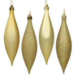Drop Assorted Christmas Ornament (Set of 8)