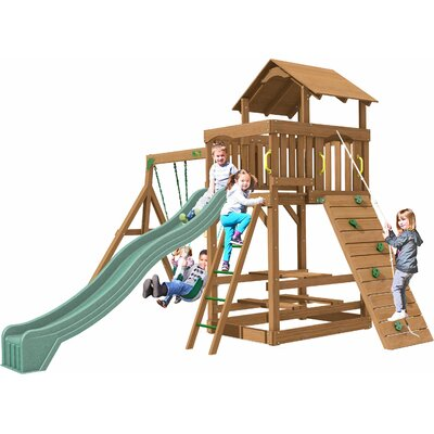 Spring Hill Swing Set Creative Playthings