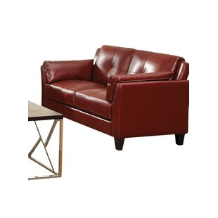 Shop For Drevan Loveseat by Hokku Designs Reviews (2019) & Buyer's Guide