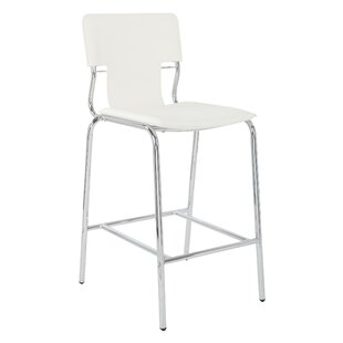 Affordable Mikolas 26 Bar Stool (Set of 2) by Orren Ellis Reviews (2019) & Buyer's Guide