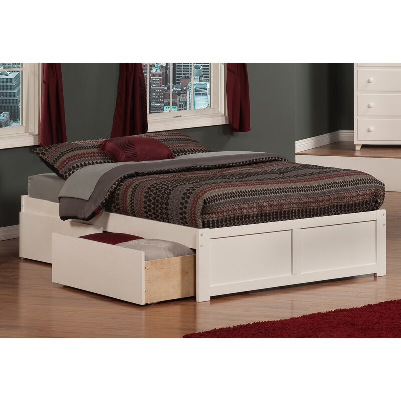 Beau Wrington Storage Platform Bed