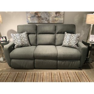 Knockout Reclining Sofa by Southern Motion