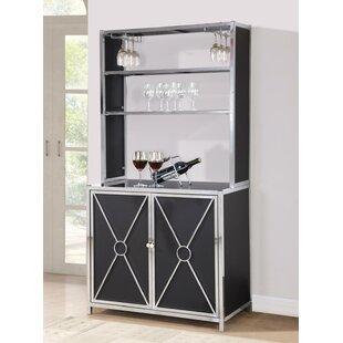 Makowski Bar Cabinet by Orren Ellis