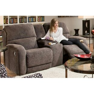 Fandango Reclining Loveseat by Southern Motion Modern