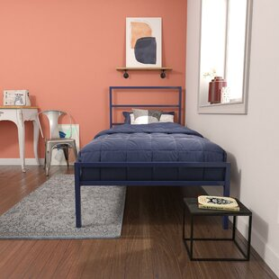 Price comparison Simoneau Platform Bed by Harriet Bee Reviews (2019) & Buyer's Guide