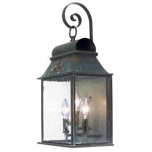 Bastille 3-Light Outdoor Wall Lantern by ..