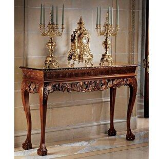 Design Toscano Le Monde Palace Console Ta..