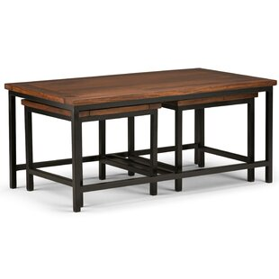 Skyler 3 Piece Coffee Table Set