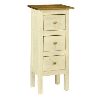 Maggie Country End Table with Storage