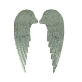 Large Angel Wings Wall Decor Wayfair Ca