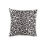 Iconic Leopard Indoor/Outdoor Animal Print Throw Pillow