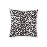 Iconic Leopard Indoor/Outdoor Animal Print Throw Pillow