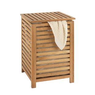 Maegan Cabinet Laundry Bin By House Of Hampton