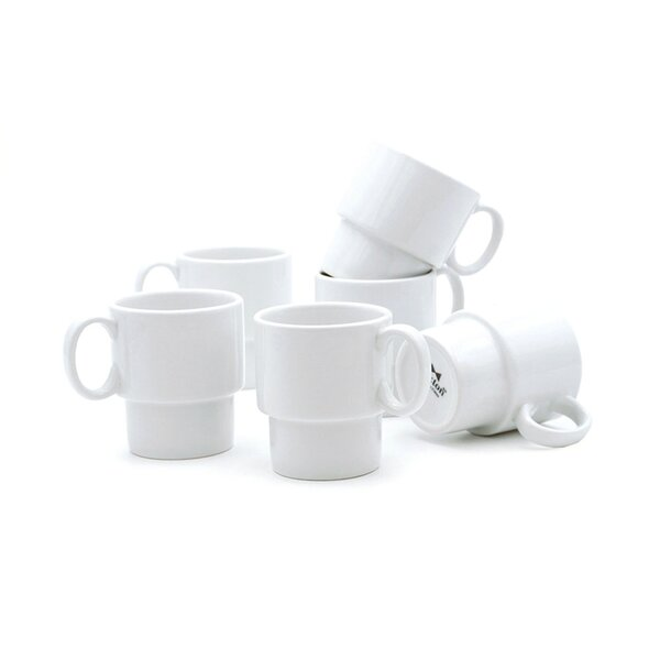 Tuxton Home Santorini Stackable Coffee Mug Wayfair