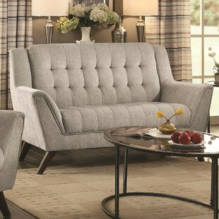 Bott Transitional Loveseat