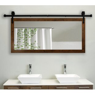 Top Brands of Nicholle Bathroom Mirror By Gracie Oaks