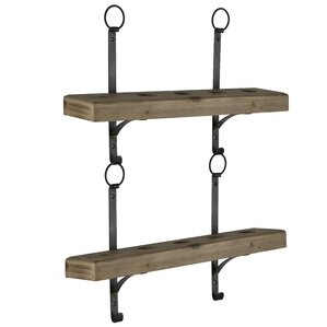 Fosse Hanging Wall Mounted Wine Rack by L..