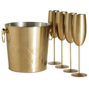Devries Champagne Bucket By Fairmont Park