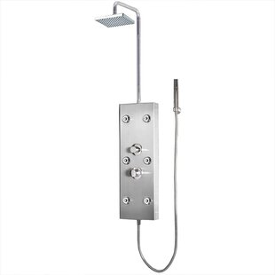 Ariel Bath Stainless Steel 72