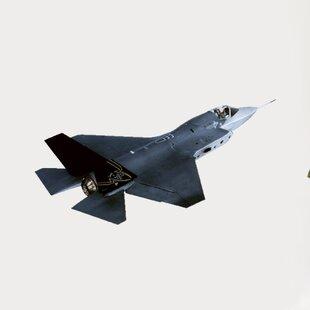 Wallhogs Dual F-16' Fighting Falcons Cutout Wall Decal | Wayfair