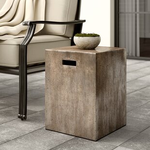 Affordable Clinchport Accent Stool By Greyleigh