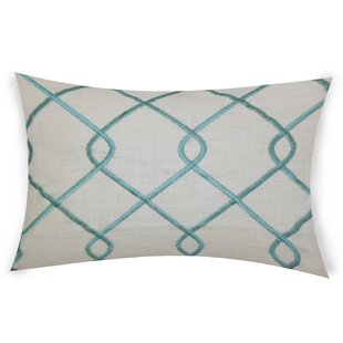 Espada Cotton Throw Pillow by Charlton Home Today Sale Only