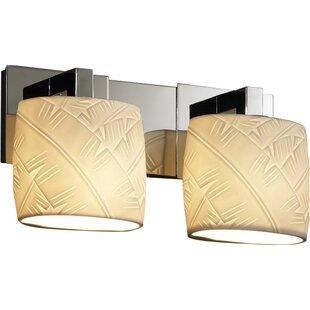 Darby Home Co Gudruna 2-Light Vanity Light