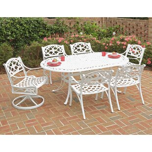 Ayleen 7 Piece Dining Set by August Grove
