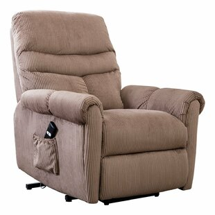 Uma Power Lift Assist Recliner Red Barrel Studio