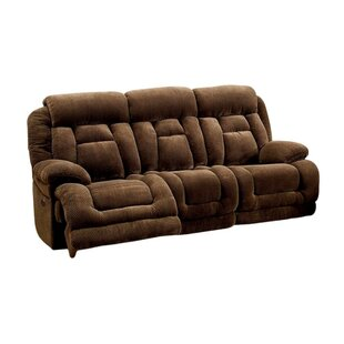 Poppe Power Assist Reclining Sofa by Winston Porter