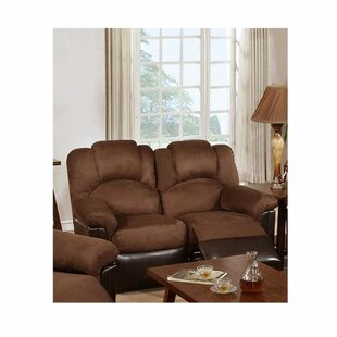 Check Prices Cannella Reclining Loveseat by Red Barrel Studio Reviews (2019) & Buyer's Guide