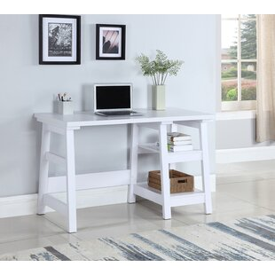 Haney Desk by Gracie Oaks Great price