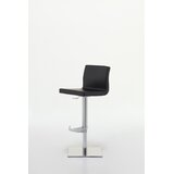 Newlyn Adjustable Height Swivel Bar Stool by Orren Ellis