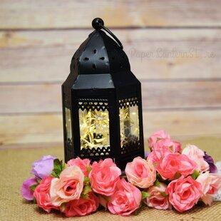 Bloomsbury Market Mini Taj Metal Lantern