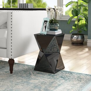 Guide to buy Mackenzie End Table by Willa Arlo Interiors