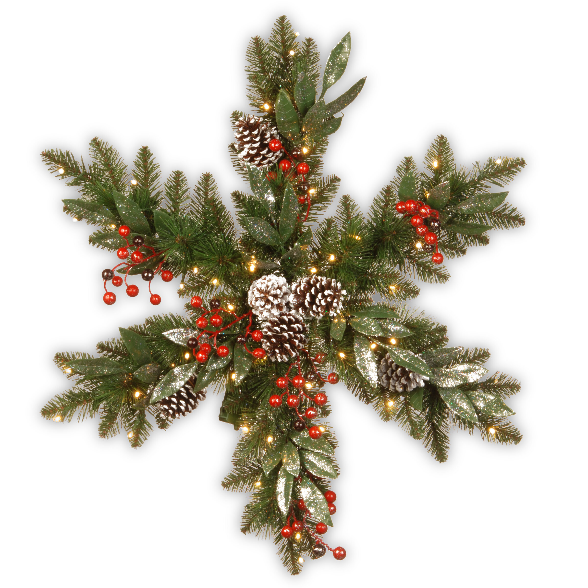 Acorns Pinecones Extra Large Christmas Ornaments You Ll Love In 2021 Wayfair