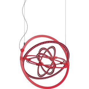 Copernico 1-Light LED Globe Pendant by Artemide