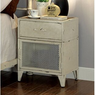 Mcwilliams 1 Drawer Nightstand by Gracie Oaks