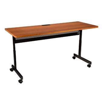 Wood Designs Manufactured Wood Adjustable Height Multi Student Desk Wayfair