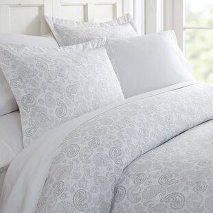 Mirabal Paisley Duvet Cover Set