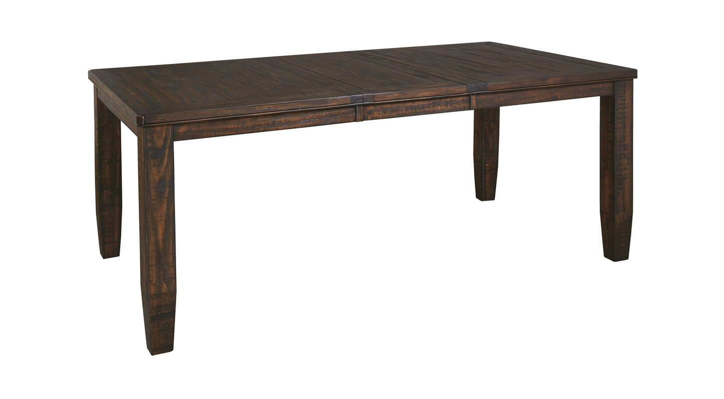 Loon Peak Baxter Extendable Dining Table Reviews