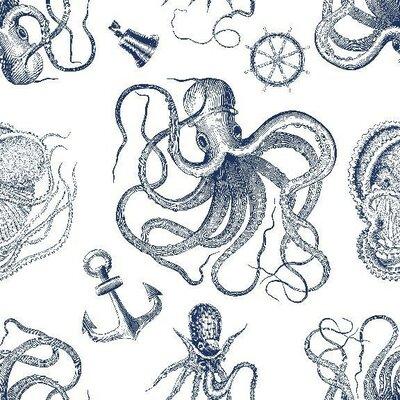 Papiers Peints Pour Enfants: Thème - Animaux Marins | Wayfair.Ca