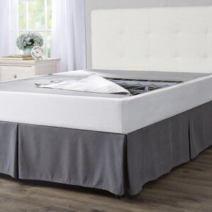 wayfair basics folding box spring - Box Spring Mattress