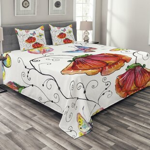 Nature Coverlet Set
