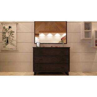 Hadleigh 3-Drawer Dresser by Corrigan Studio No Copoun