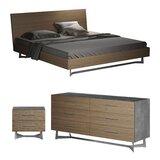 Raylee Platform Configurable Bedroom Set by Brayden Studio