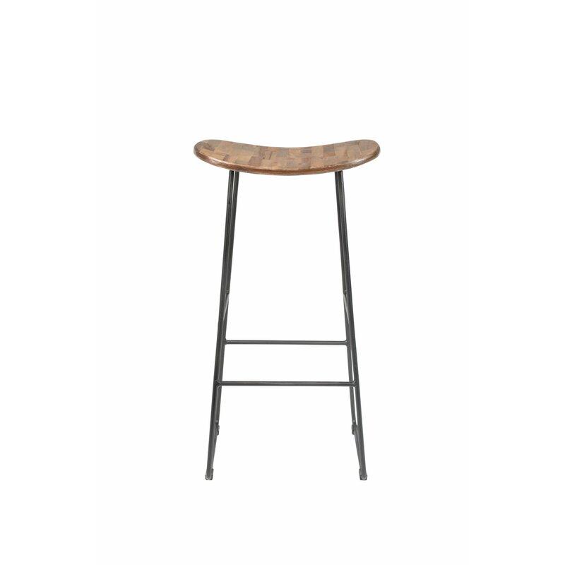 Luxury Furnitures Solid Wood 24 Counter Stool Wayfair