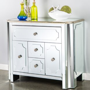 Hudson 3 Drawer Nightstand by Statements by J