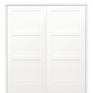 Interior Double Closet Doors | Wayfair