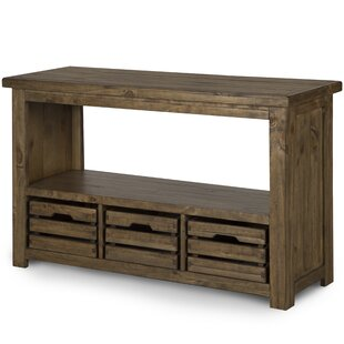 Senoia Rectangular Console Table